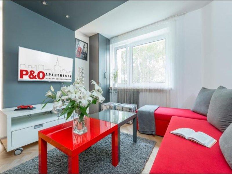 P&O Apartments Emilii Plater Wohnbeispiel