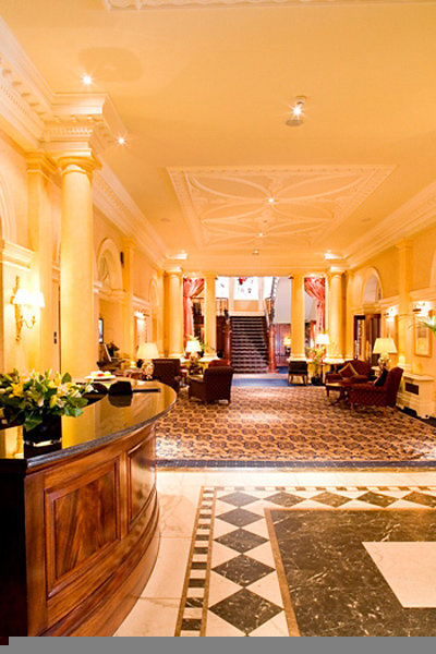 Mercure Exeter Rougemont Lounge/Empfang