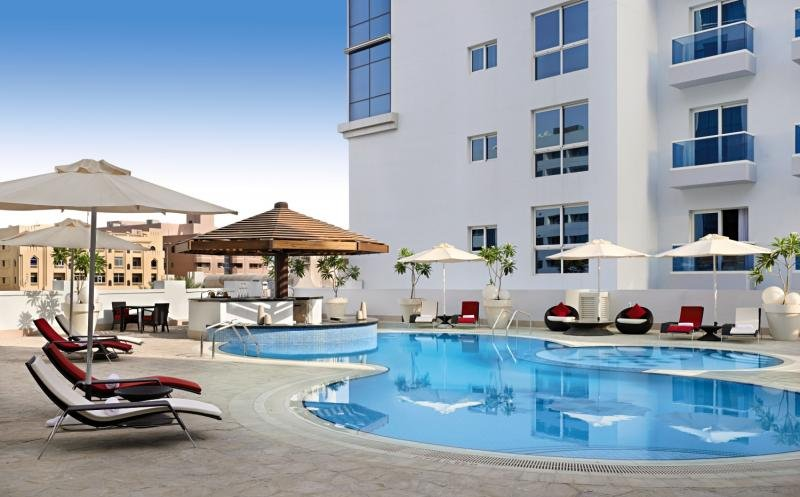 Hyatt Place Dubai Al Rigga Pool