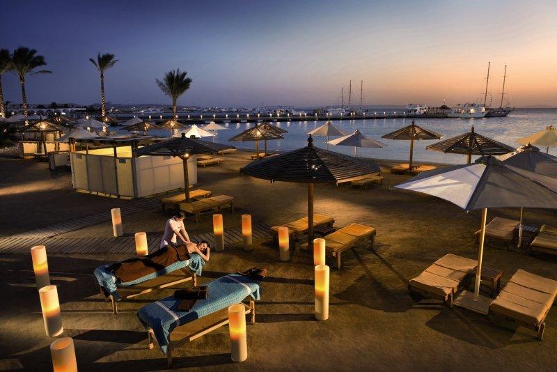 Steigenberger Al Dau Beach Hotel Wellness