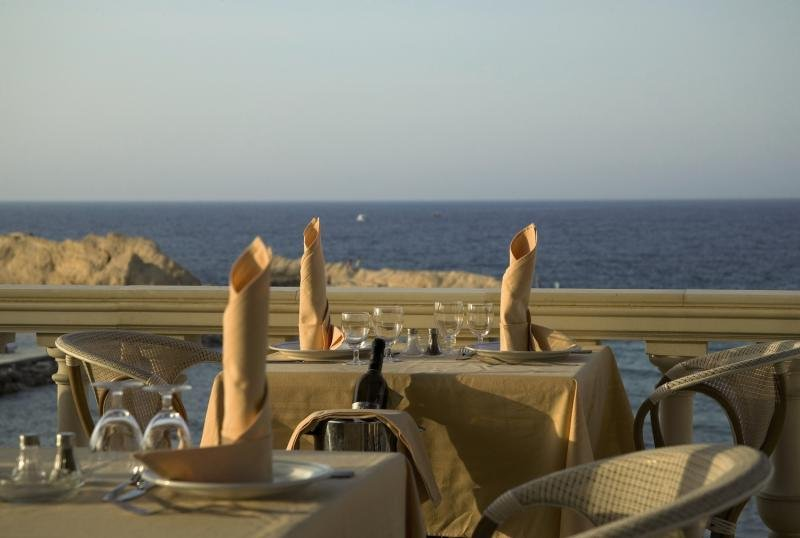 Delphin Habib Hotel Terrasse