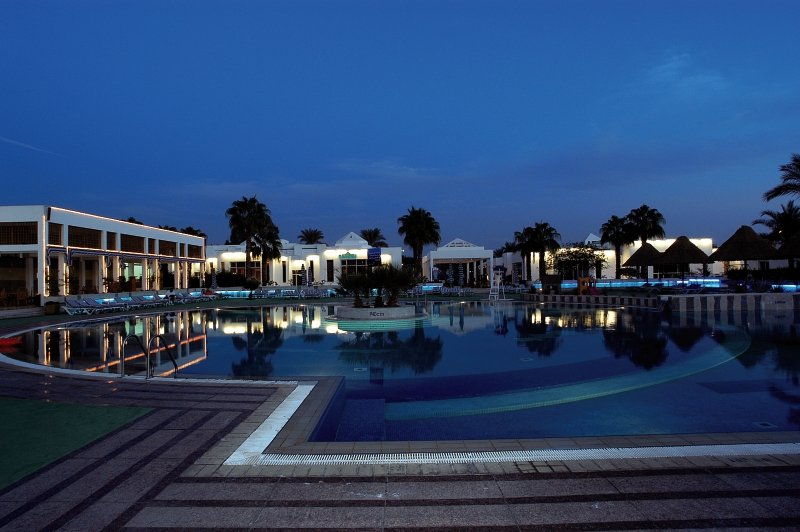 Maritim Jolie Ville Resort & Casino Sharm El Sheikh Pool