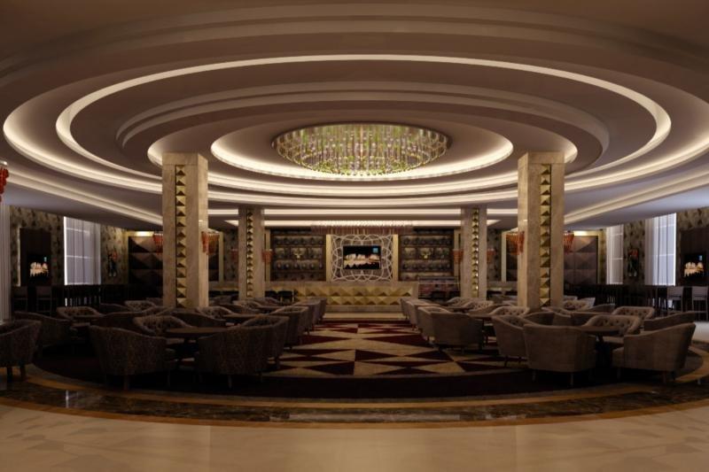 Albatros Aqua Park Sharm  Lounge/Empfang