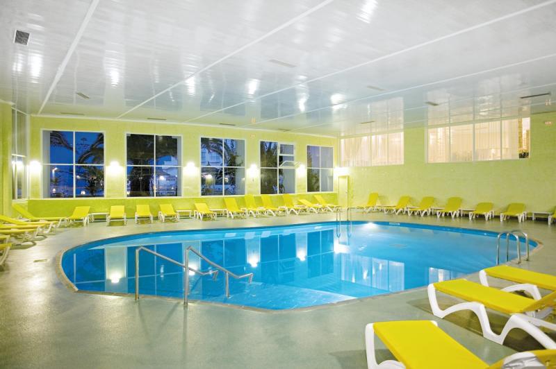 Delphin Habib Hotel Hallenbad