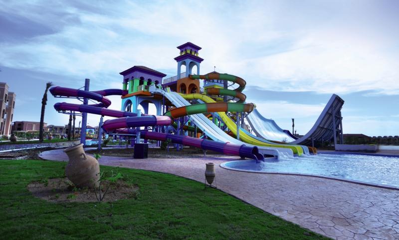 Charmillion Club Aqua Park  Außenaufnahme