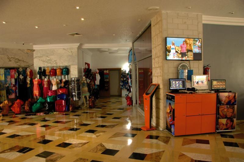 Delphin Habib Hotel Lounge/Empfang