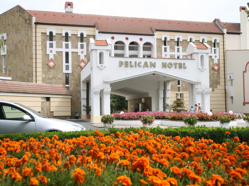 Duni Royal Pelican Resort Außenaufnahme