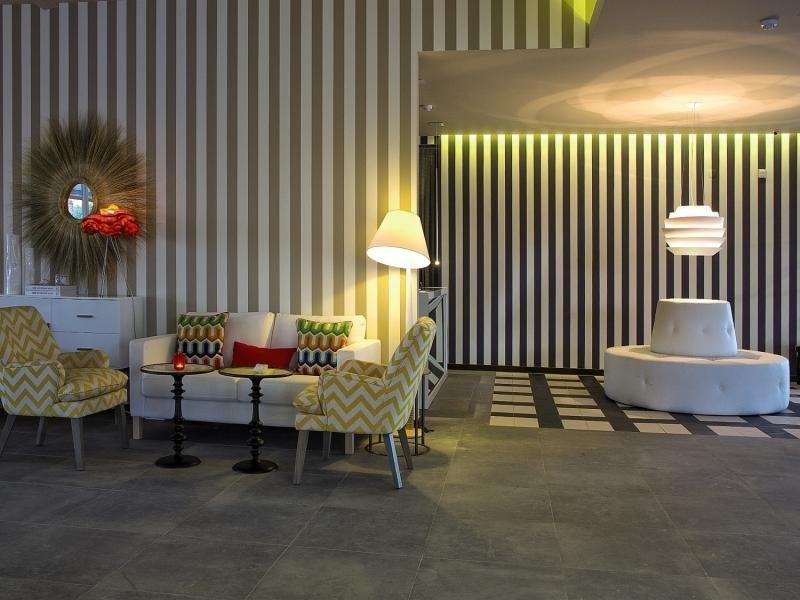 Pestana Alvor South Beach Lounge/Empfang