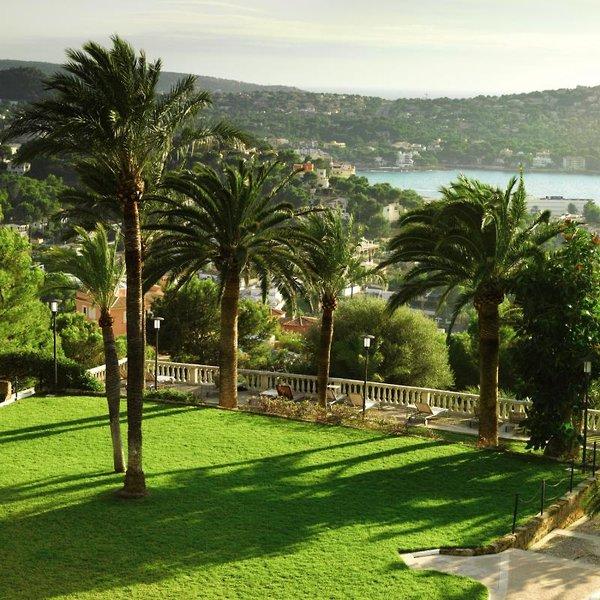 Maritim Hotel Galatzo Garten