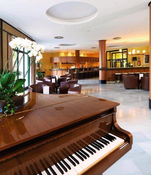 Maritim Hotel Galatzo Lounge/Empfang
