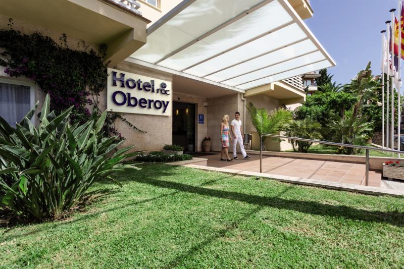 Roc Oberoy - Erwachsenenhotel ab 16 Jahren Außenaufnahme