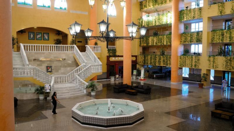 Playacartaya Spa Lounge/Empfang