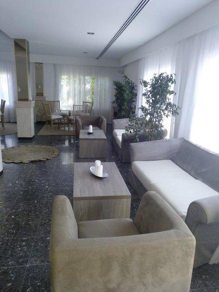 Roc Oberoy - Erwachsenenhotel ab 16 Jahren Lounge/Empfang