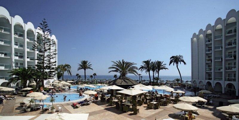 ONA Marinas de Nerja Beach & Spa Außenaufnahme
