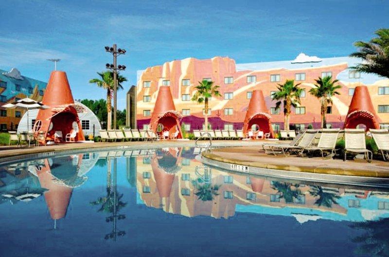 Disney´s Art of Animation Resort Pool