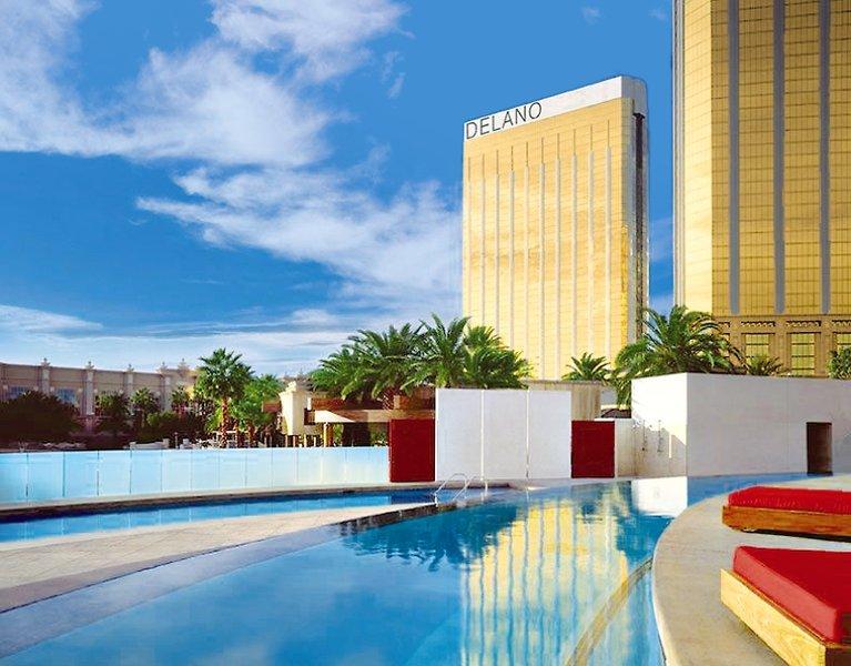 Delano Las Vegas Pool