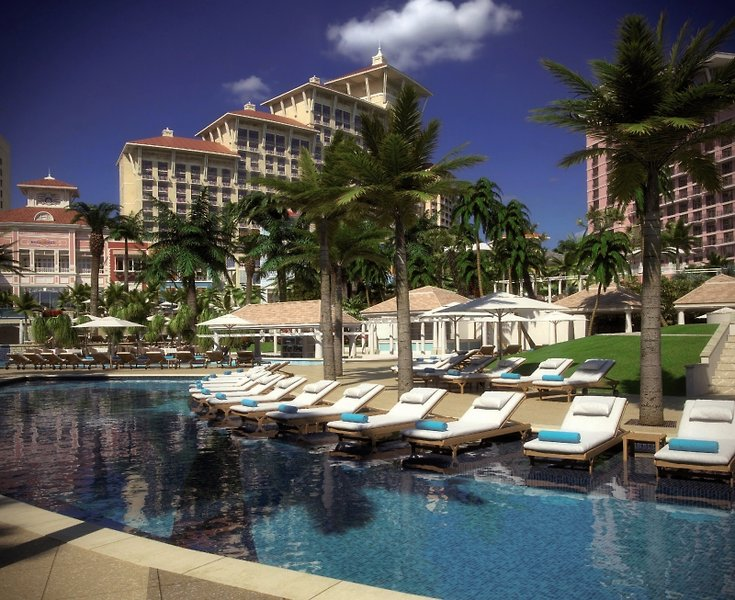 Grand Hyatt at Baha Mar Pool