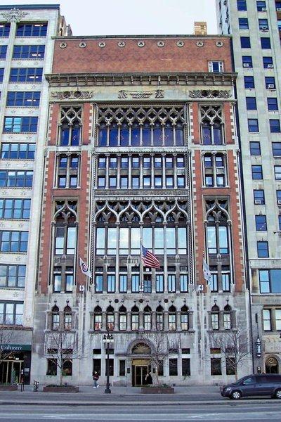 Chicago Athletic Association Außenaufnahme