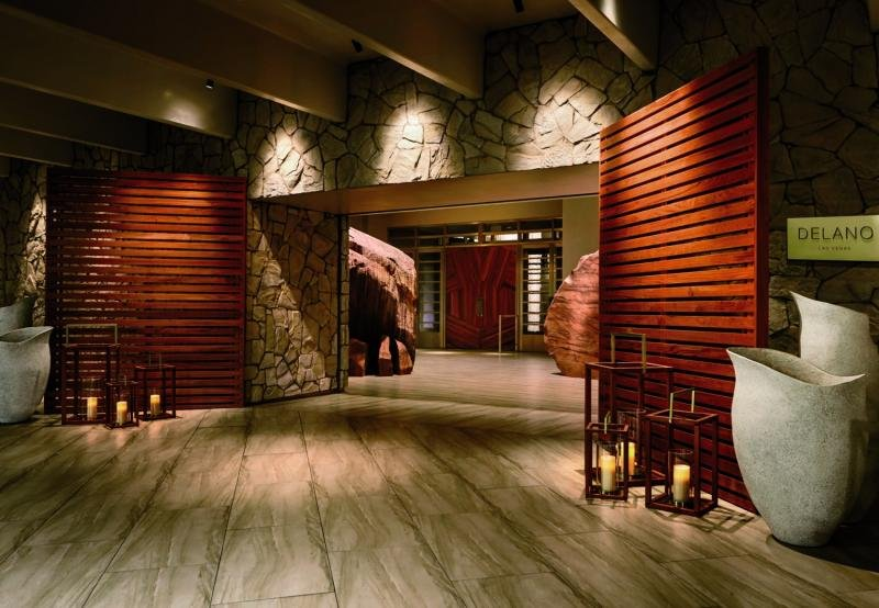 Delano Las Vegas Lounge/Empfang