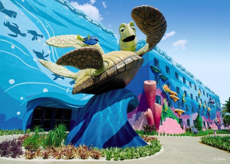 Disney´s Art of Animation Resort Tiere