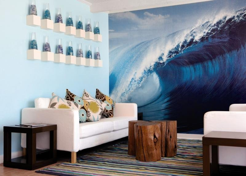 Pacific Edge Lounge/Empfang