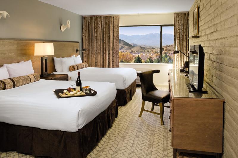 Snow King Resort Hotel & Condos Wohnbeispiel