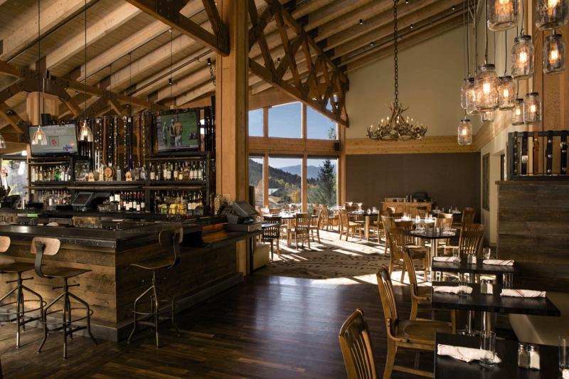 Snow King Resort Hotel & Condos Restaurant