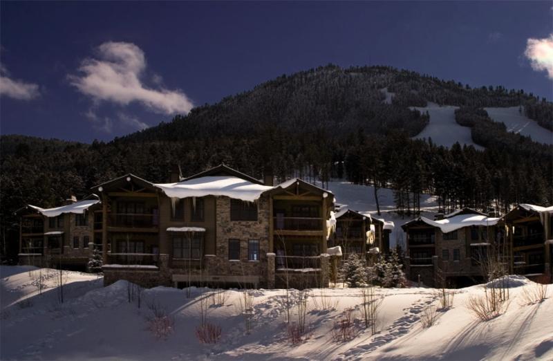 Snow King Resort Hotel & Condos Außenaufnahme