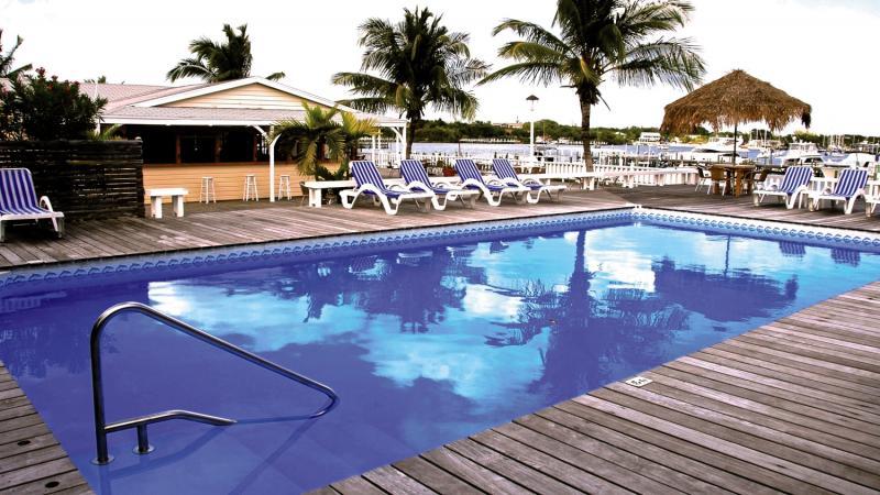 Bluff House Beach Pool