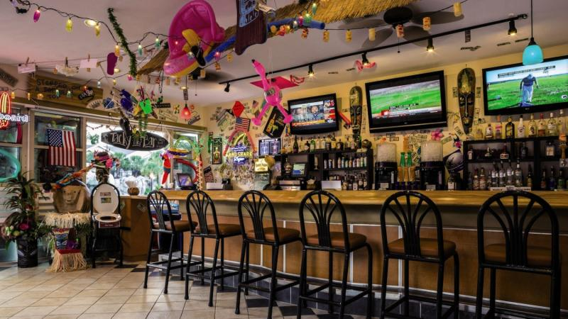 Sheraton Vistana Resort Villas, Lake Buena Vista/Orlando Bar