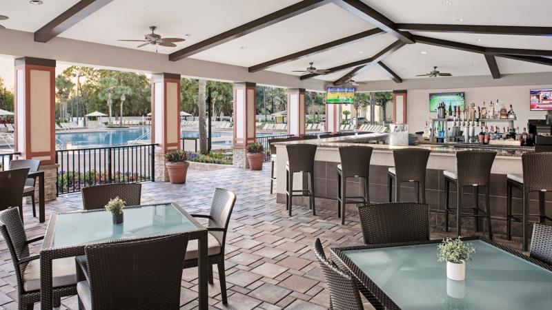 Sheraton Vistana Resort Villas, Lake Buena Vista/Orlando Restaurant