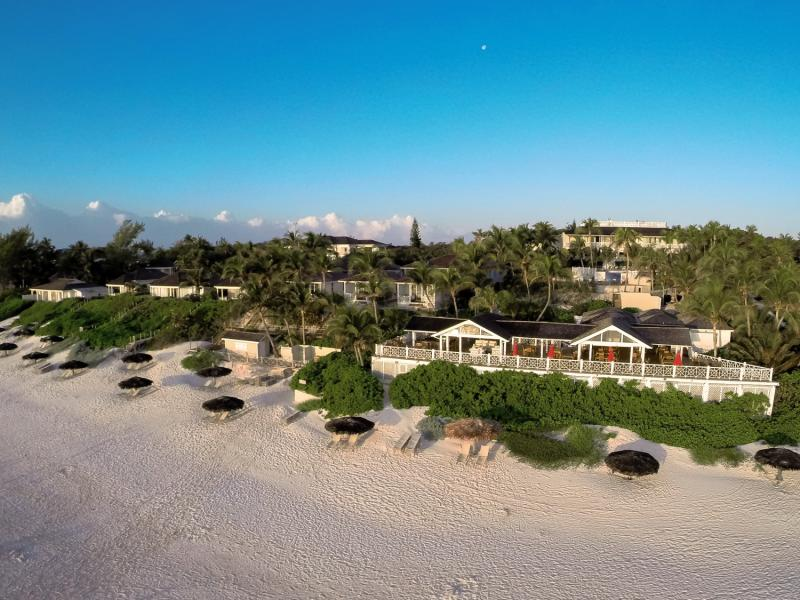 Coral Sands Hotel - Harbour Island Strand