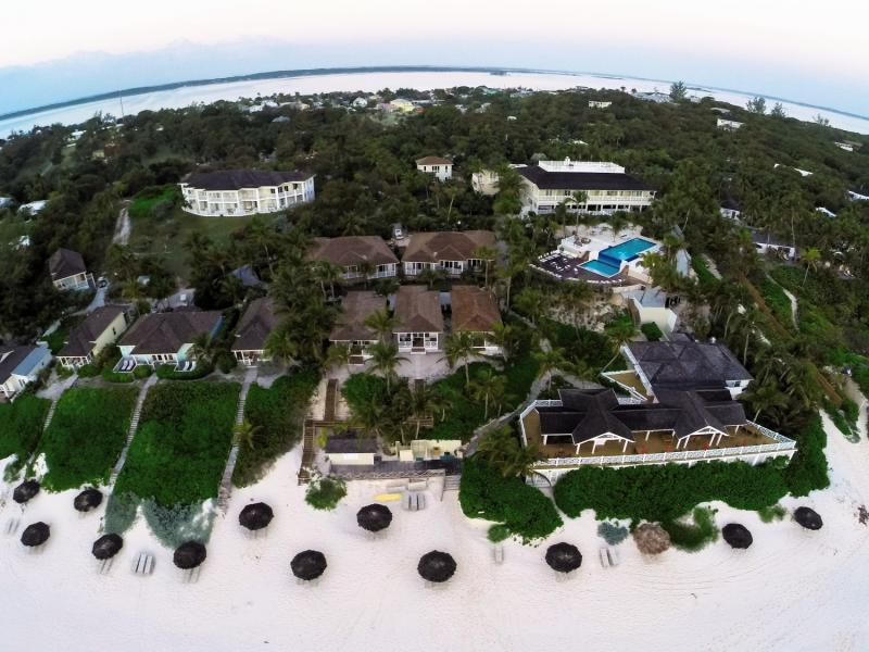 Coral Sands Hotel - Harbour Island Modellaufnahme