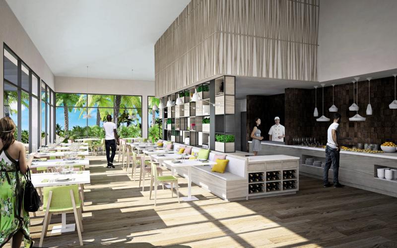 Catalonia Royal La Romana Lounge/Empfang