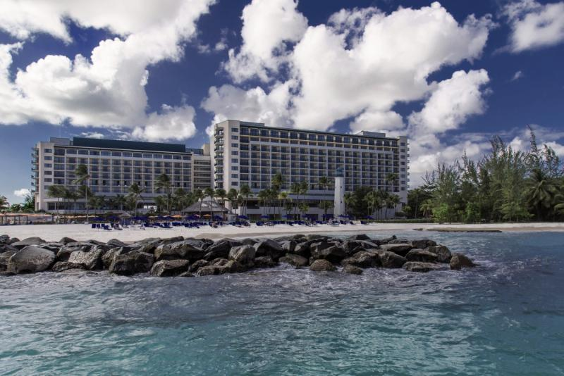 Hilton Barbados Außenaufnahme