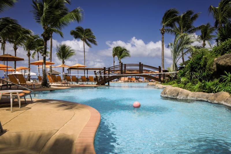 Hilton Barbados Pool