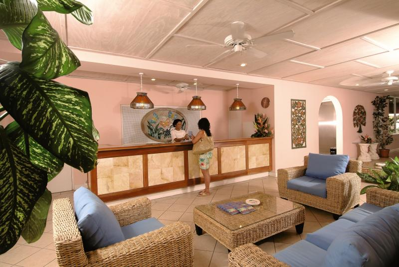 Butterfly Beach Lounge/Empfang