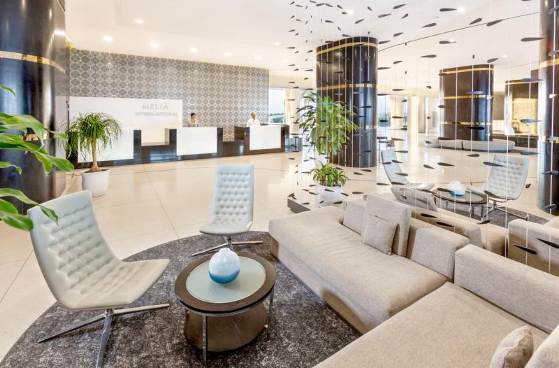 Melia Internacional  Lounge/Empfang