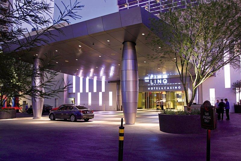 The LINQ Hotel & Casino Außenaufnahme