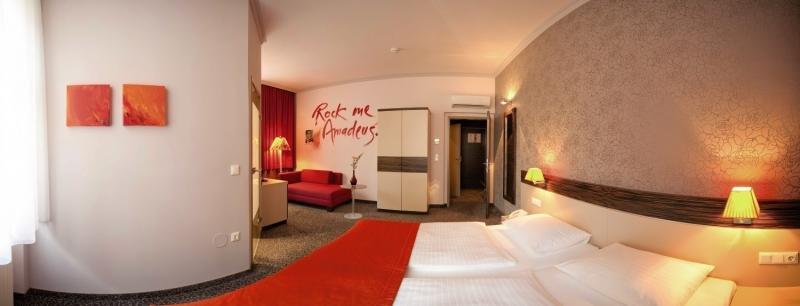Der Wilhelmshof Lounge/Empfang