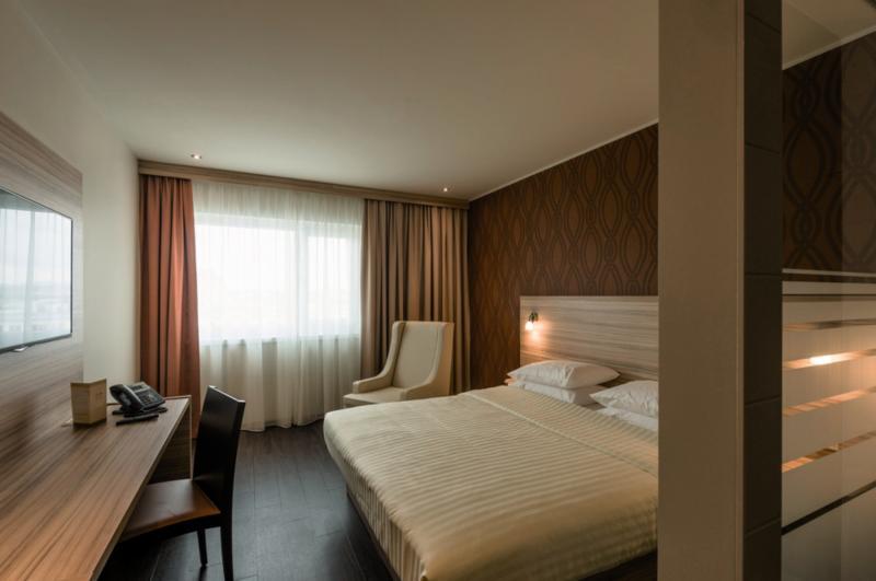 Star Inn Hotel Premium Wien Hauptbahnhof, by Quality Wohnbeispiel