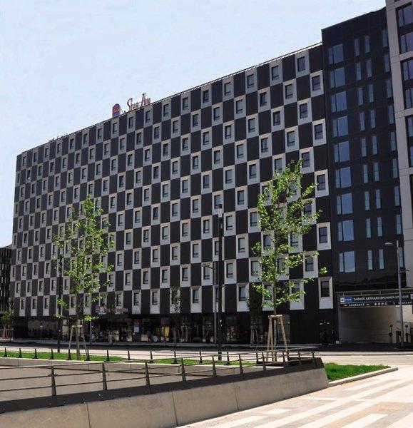 Star Inn Hotel Premium Wien Hauptbahnhof, by Quality Außenaufnahme