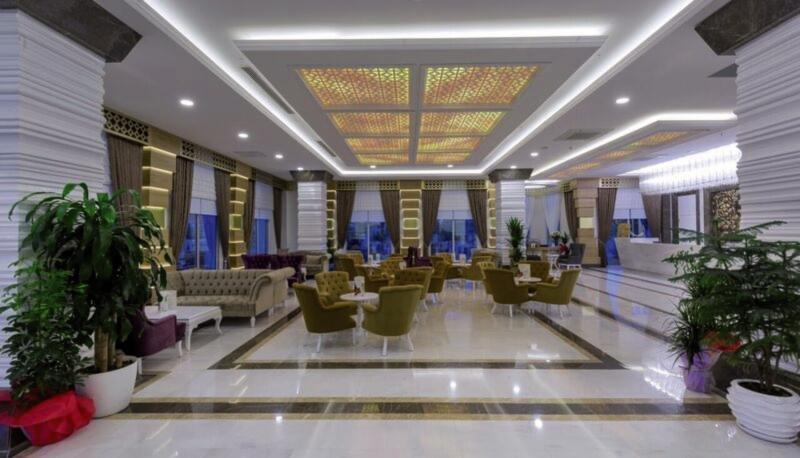 Side Royal Palace Hotel & Spa Lounge/Empfang