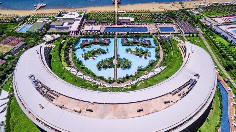Maxx Royal Belek Golf Resort Außenaufnahme