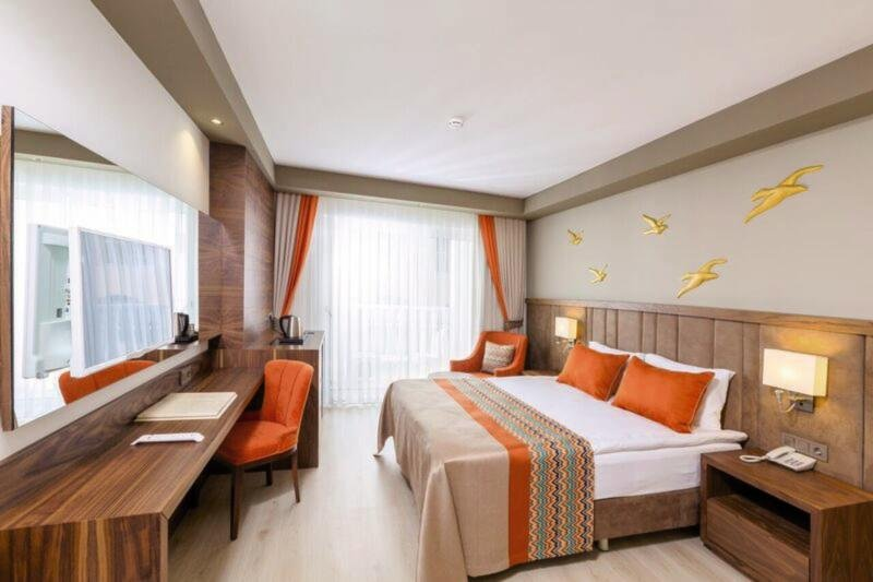 Side Royal Palace Hotel & Spa Wohnbeispiel