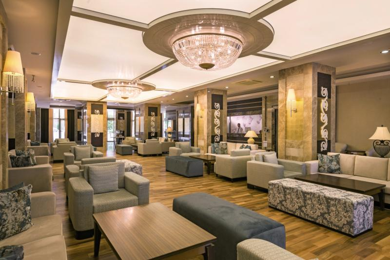 Terrace Beach Resort Lounge/Empfang