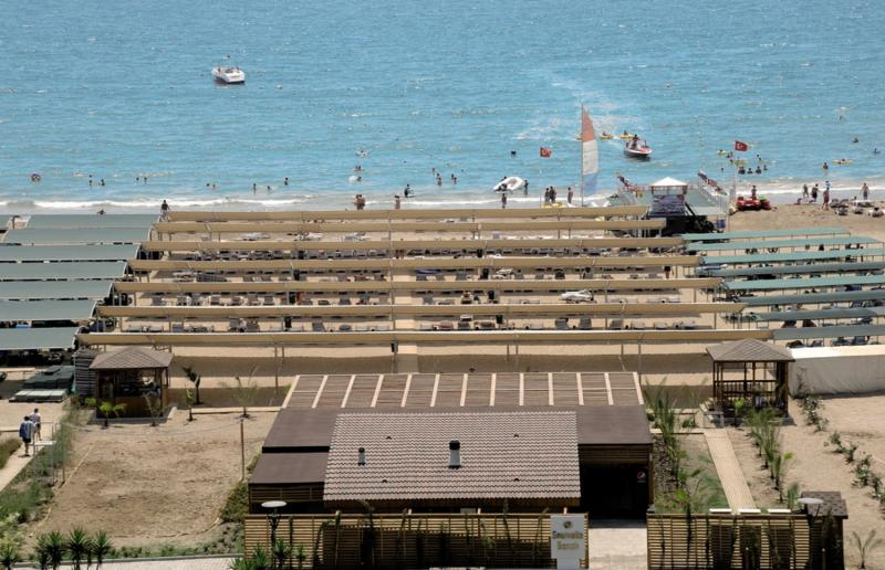 Seamelia Beach Resort & Spa Terrasse