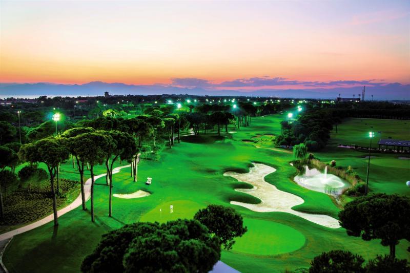 Maxx Royal Belek Golf Resort Garten