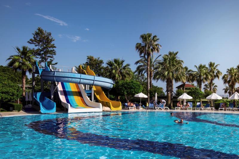 Terrace Beach Resort Pool