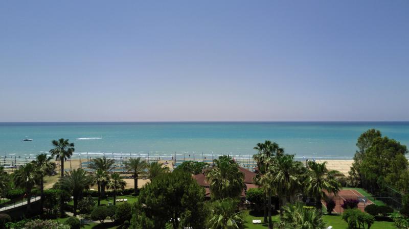 Terrace Beach Resort Strand
